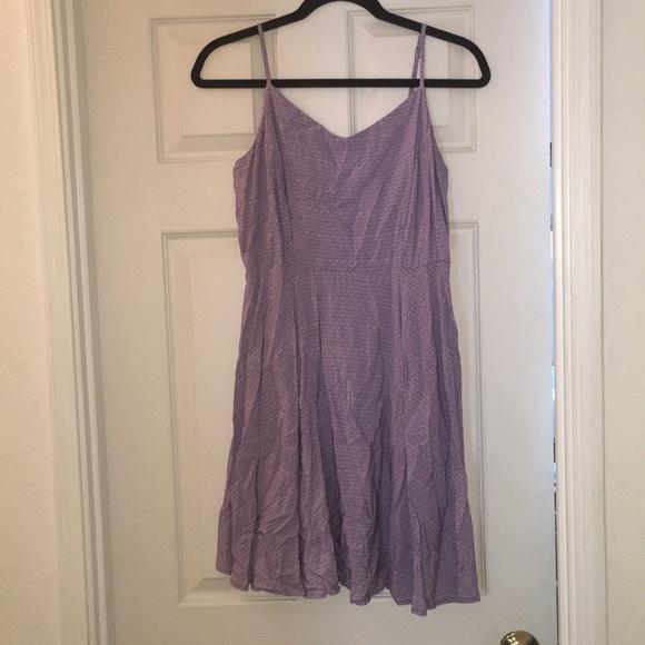 2fd66de371a2 Old Navy Dresses   Cute Purple Summer Dress   Poshmark